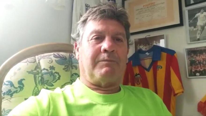 Botubot anima a los valencianistas a protestar contra Meriton