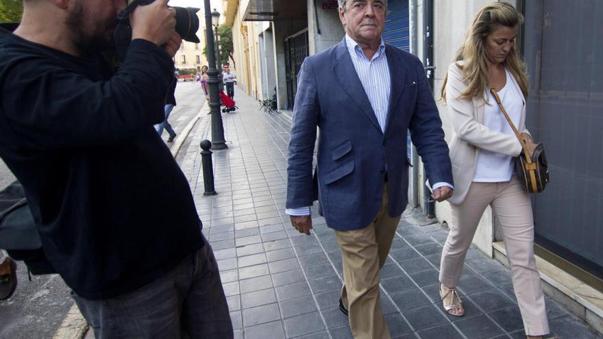 Tensión en la pericial entre el cuñado de Barberá y el fiscal Anticorrupción
