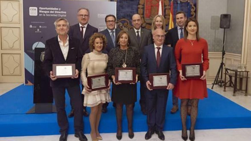 Pikolinos gana el premio al directivo del año de CEDE