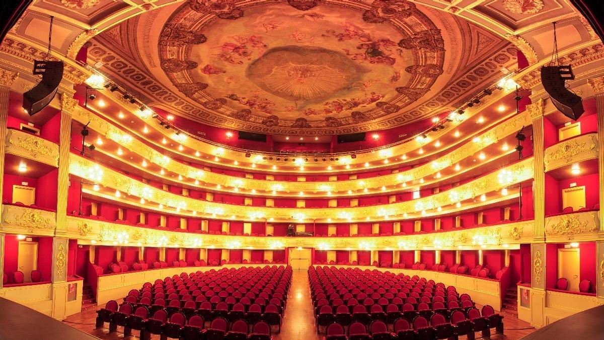 BALEARES.-El Teatre Principal celebra el Día Mundial del Teatro con iniciativas para acercar las artes escénicas al público