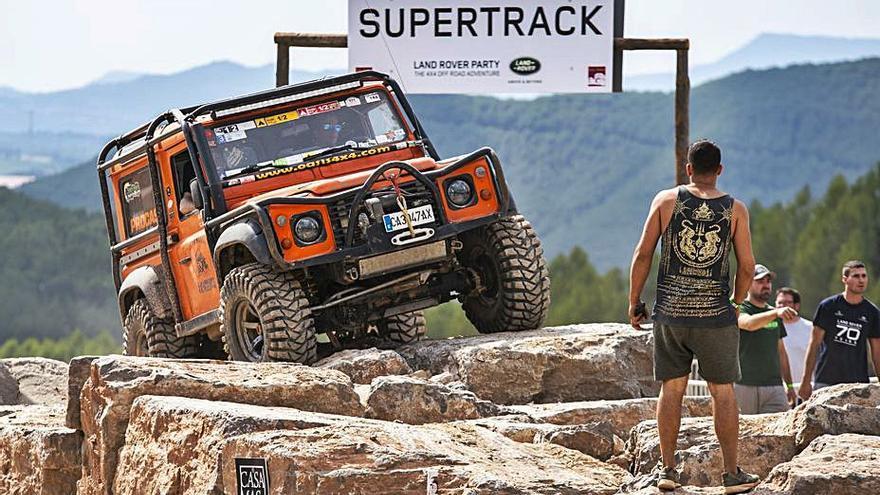 La Land Rover Party celebra la quinzena edició des de demà
