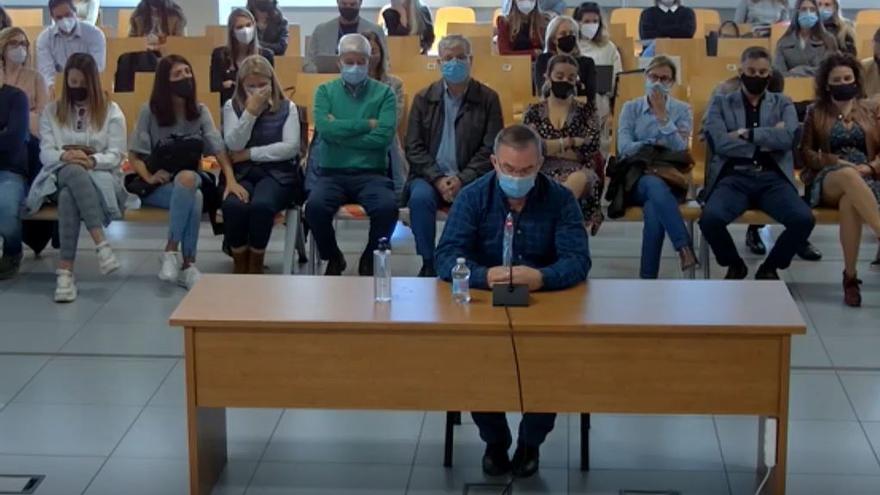 Vídeo del juicio por el caso Maje | Declaración de Salva: Confiesa que Maje le dio instrucciones precisas para matar a su marido