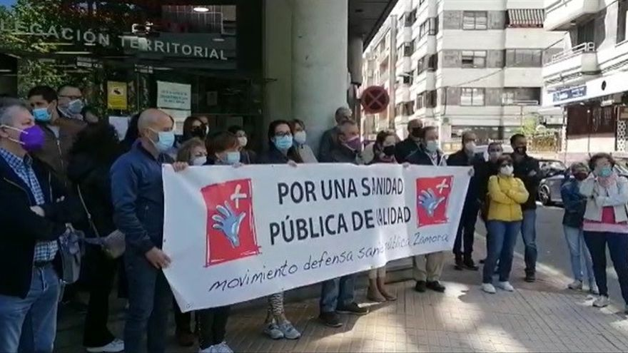 Lee aquí el comunicado íntegro del Movimiento por la Sanidad Pública en Zamora