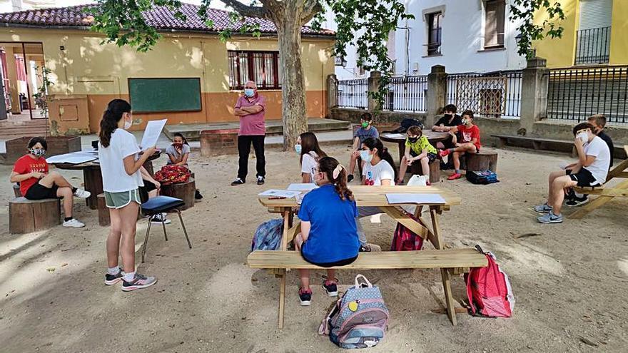 El Attilio Bruschetti revive las colonias escolares de la guerra