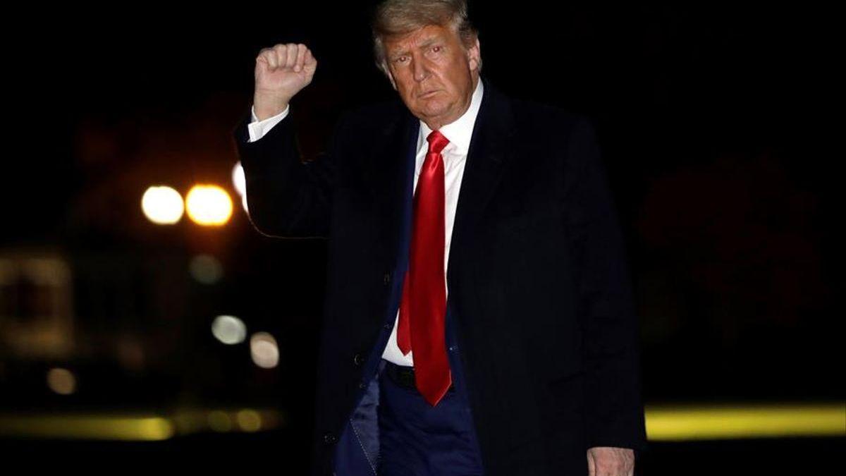 Trump se planteó desplegar al Ejército para repetir las elecciones