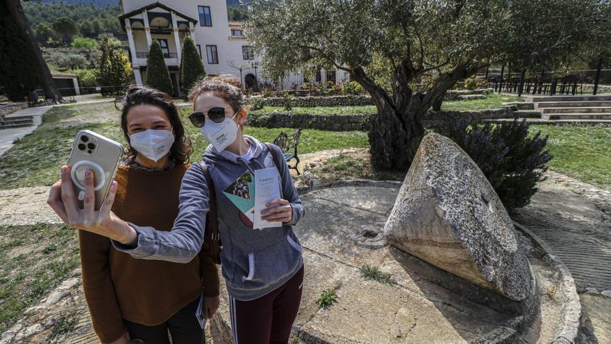 La pandemia lleva al turismo rural a alcanzar su mayor nivel de ocupación en Semana Santa