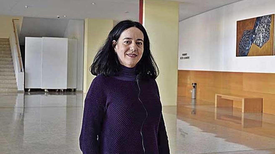 La investigadora Alicia Sintes, galardonada en los VIII Premios Mujeres a Seguir