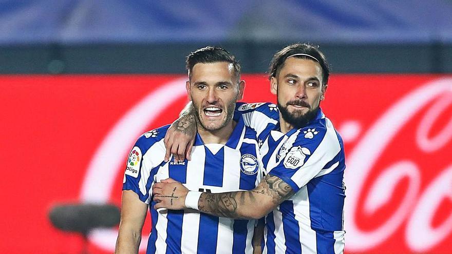 Lucas Pérez vuelve por la Copa