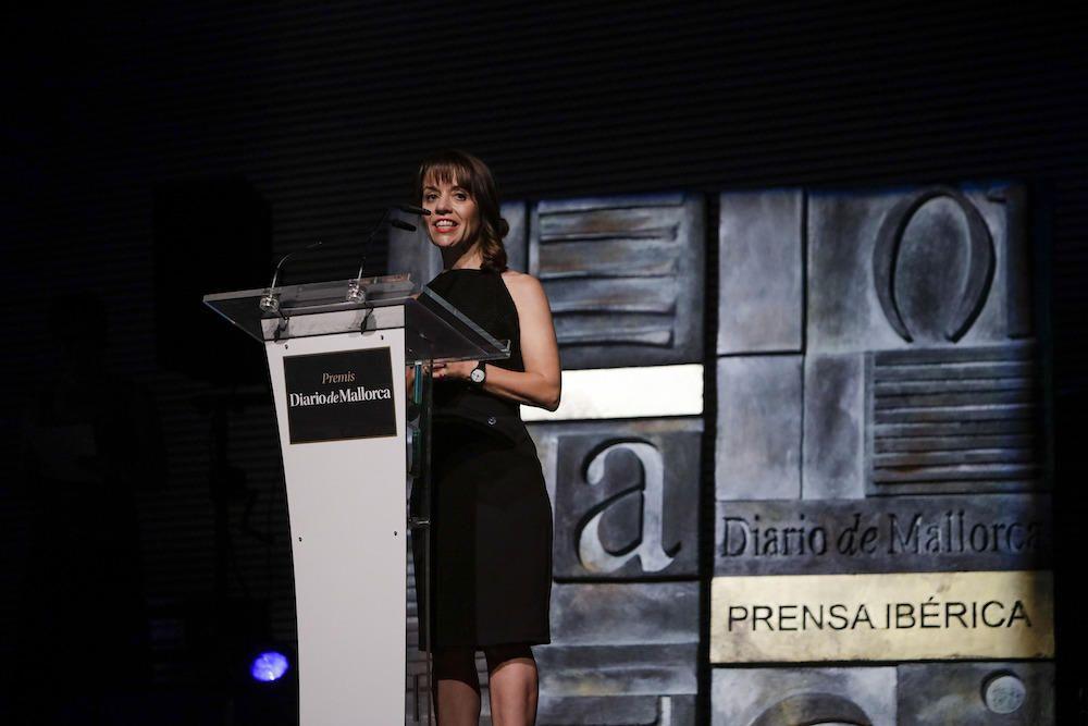 Maria Ferrer, directora de Diario de Mallorca