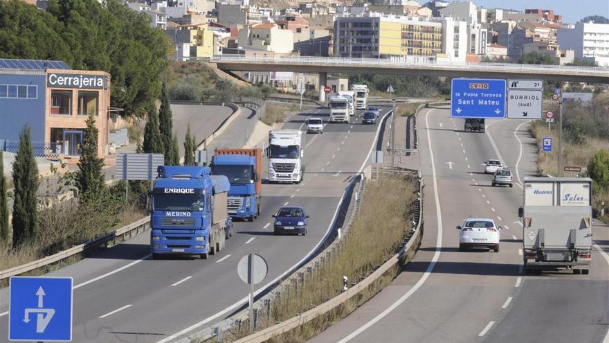 El Gobierno aparca la ampliación de la A-7 tras liberar la autopista