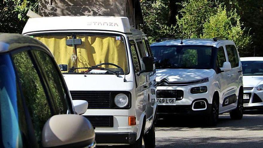 La massificació al Berguedà obliga a estudiar restriccions d'accés al medi