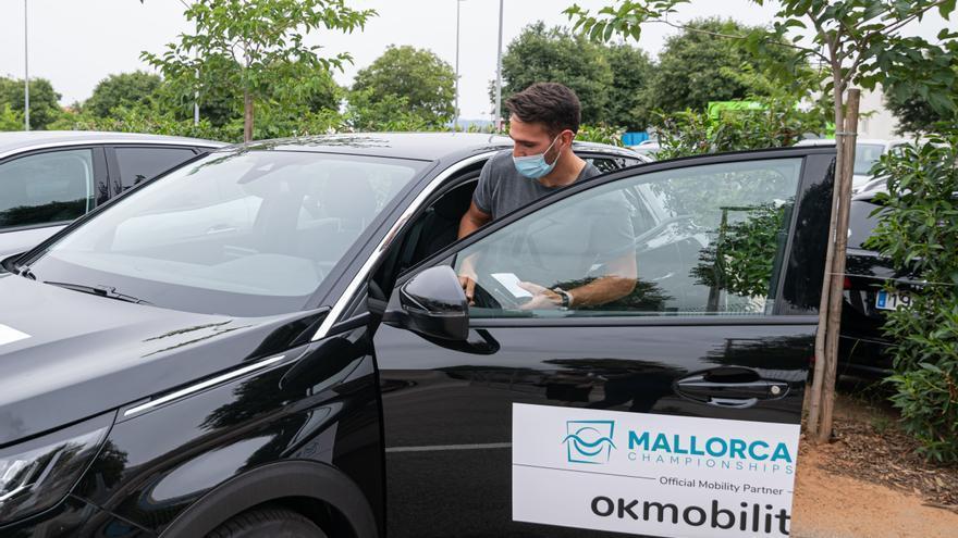 OK Mobility, proveedor oficial de movilidad del ATP Mallorca Championships