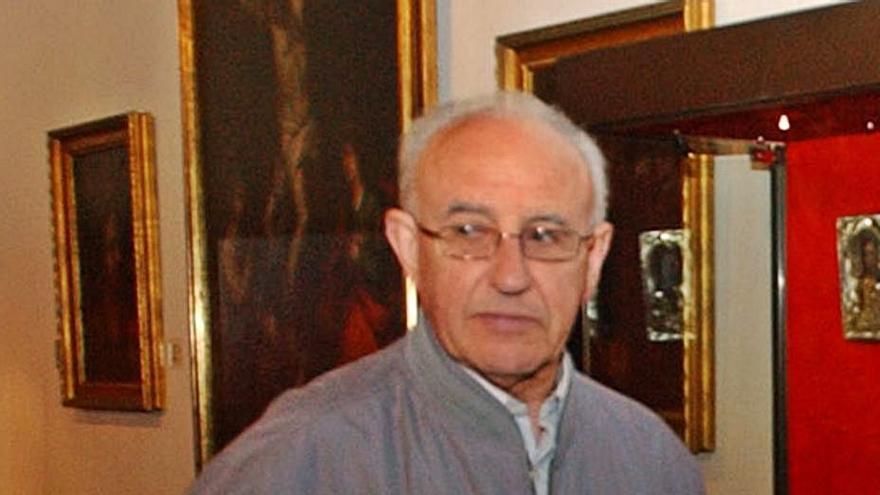 """Fallece a los 95 años Ramón Platero, """"cura piadoso"""" y gran artífice del Museo de la Iglesia"""