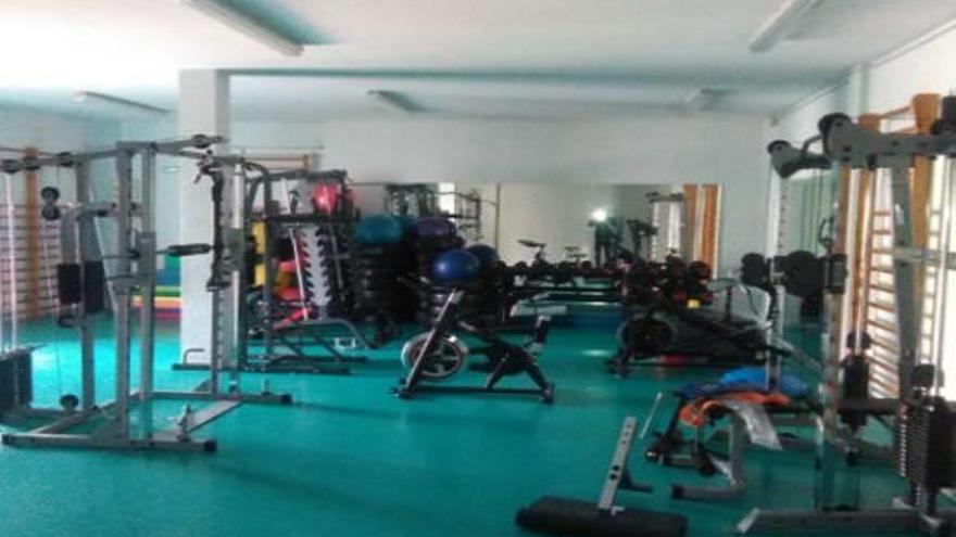 La Diputació financia con 175.000 euros seis reformas en instalaciones deportivas
