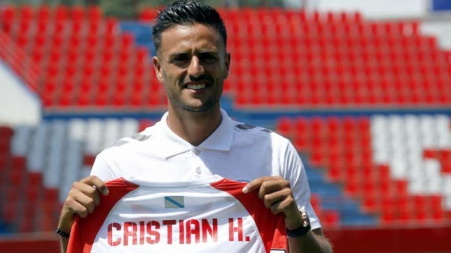 El Lugo tasa a Cristian Herrera en 1,5 millones