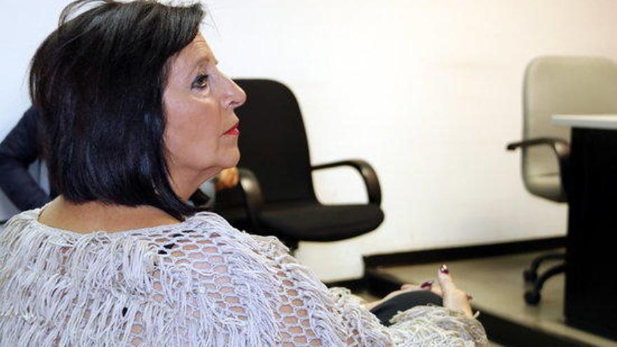 Pilar Abel presenta un recurs d'apel·lació i insisteix que no s'ha acreditat la cadena de custòdia