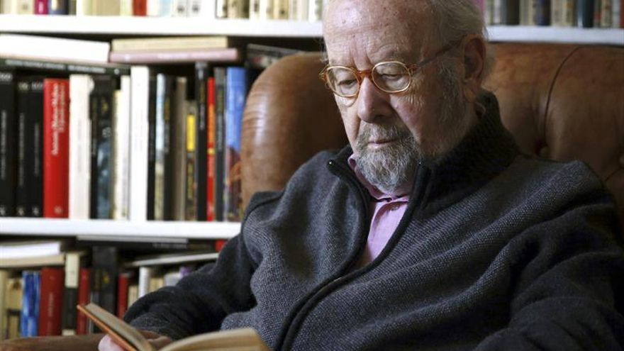 Fallece el escritor José Manuel Caballero Bonald