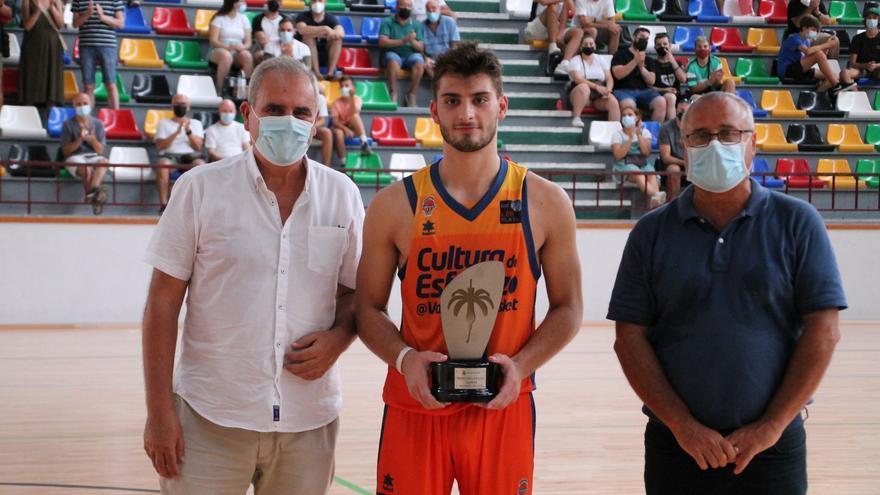 El filial del Valencia Basket se estrena con victoria