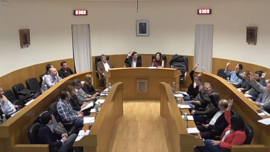 Compromís pide que los plenos de Paterna se retransmitan en directo
