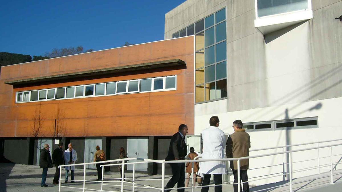 Centro de salud de Vilaboa