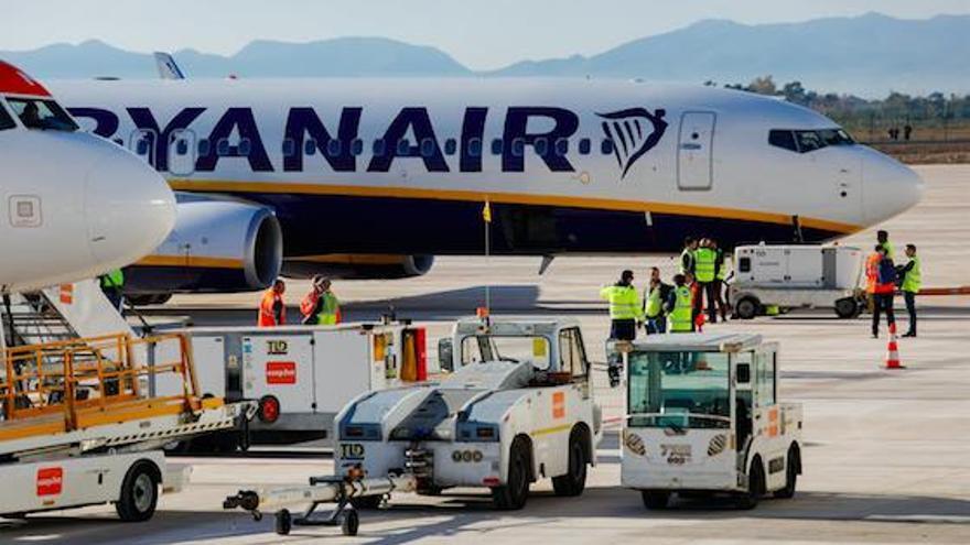 Mallorca eröffnet nach Handgepäck-Urteil Verfahren gegen Ryanair