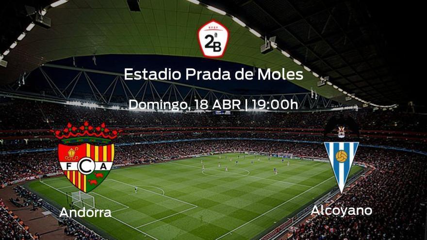Previa del partido de la jornada 3: FC Andorra - Alcoyano