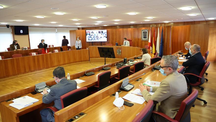 El pleno de Vigo pide a la Xunta 500.000 euros para O Marisquiño