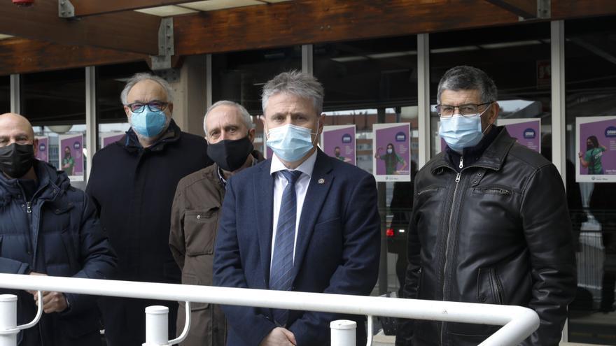 Plaza congelará las cuotas a los socios del Santa Olaya reduciendo gastos internos del club