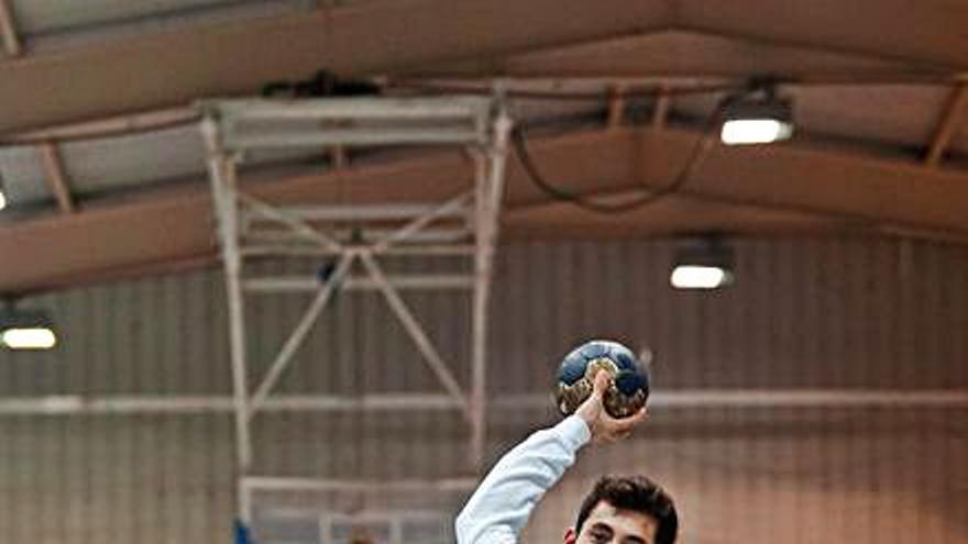 «Jordi es un ejemplo a seguir.  Su techo deportivo se lo pondrá él»