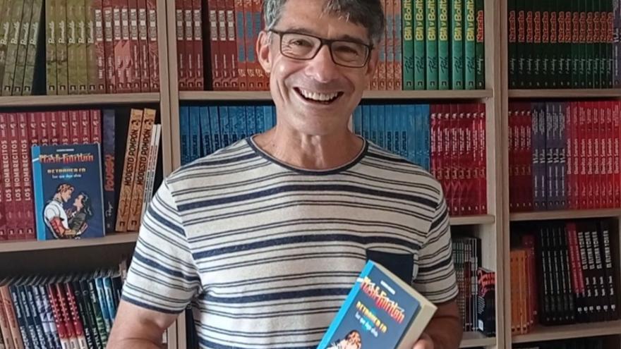 Flash Gordon regresa con «rigor científico» de la mano del mallorquín Alberto Moreno