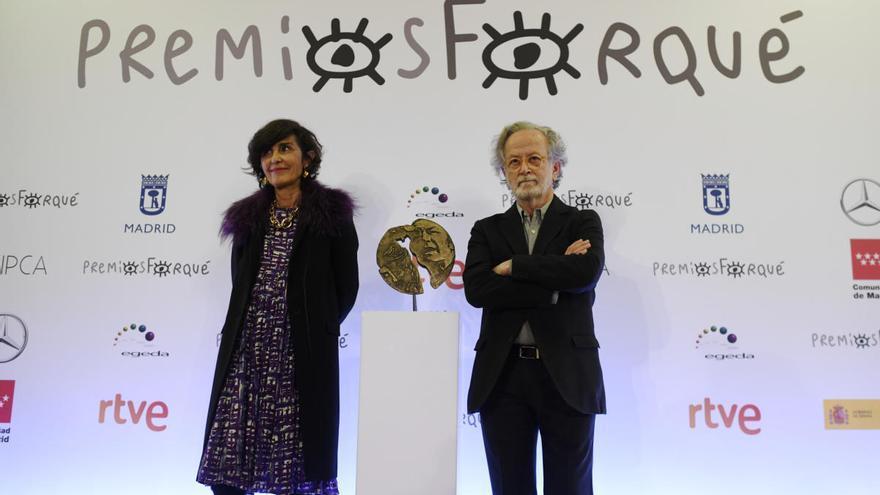La 1 televisará este sábado los Premios José María Forqué