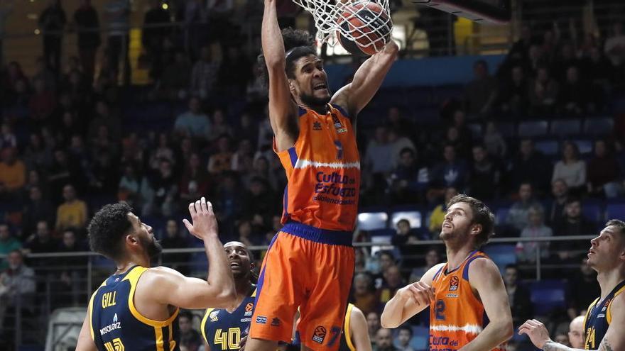 El Valencia Basket repite Euroliga