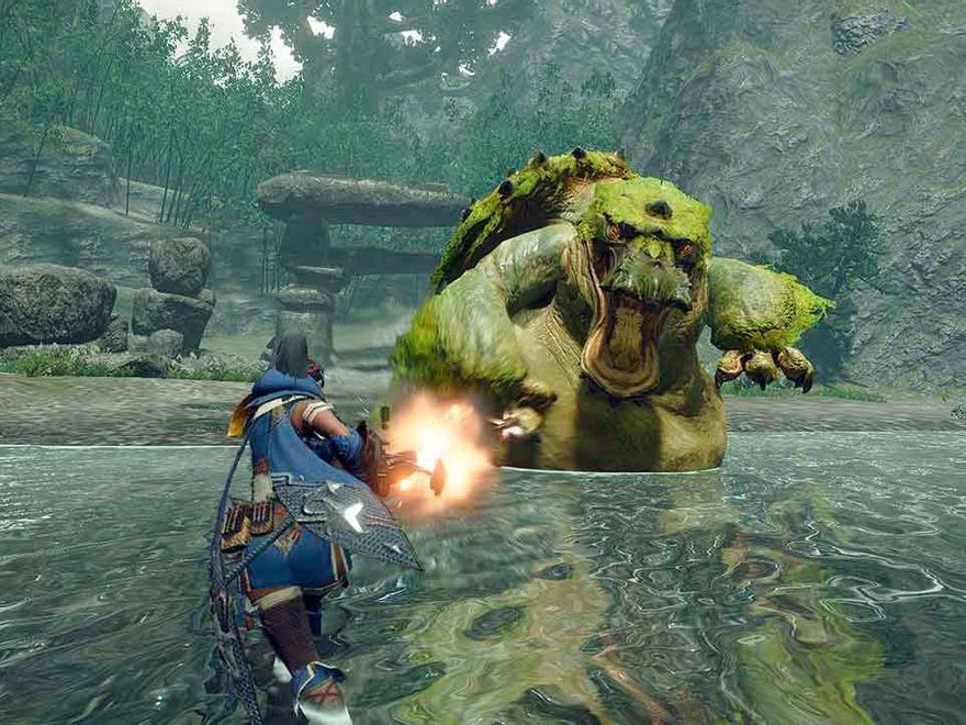 'Monster Hunter Rise' amplía horizontes y anticipa su lanzamiento en PC