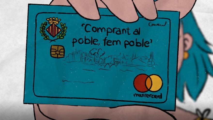 Vila-real destina 100.000 euros a bonificar las compras en negocios locales con la tarjeta 'Fem Poble'