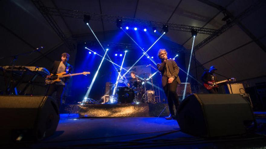 León Benavente actuará en  la plaza de Santa Ana al abrigo  del Monopol Music Festival