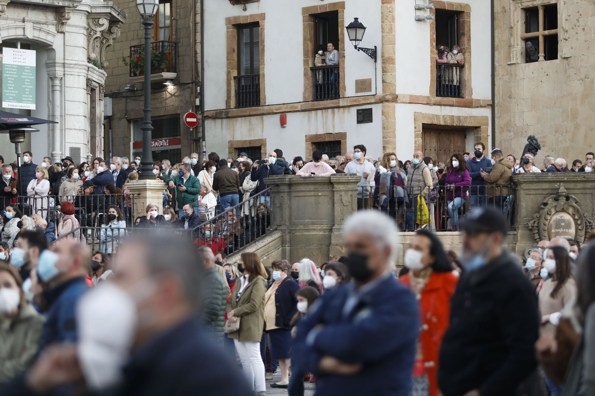 Concierto de campanas en Oviedo