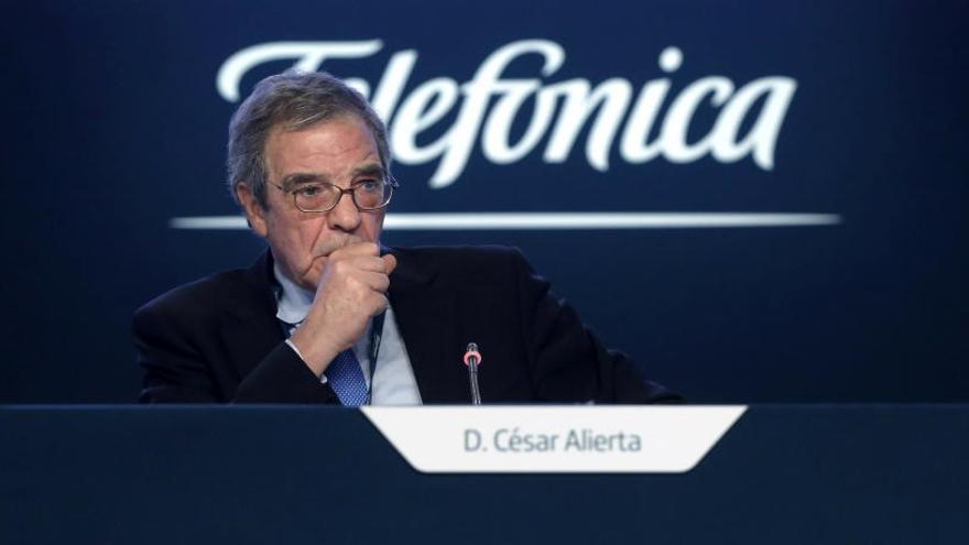César Alierta deja el consejo de administración de Telefónica tras 20 años
