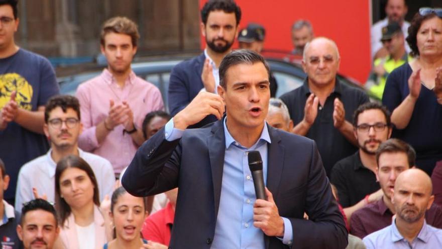 Spanien-Premier verspricht auf Mallorca 18 Millionen Euro für Flutopfer