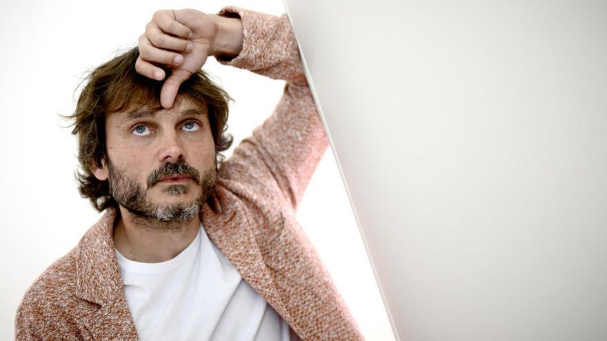 Canal Sur concede al actor Salva Reina el Premio Talento Andaluz en el Festival de Cine