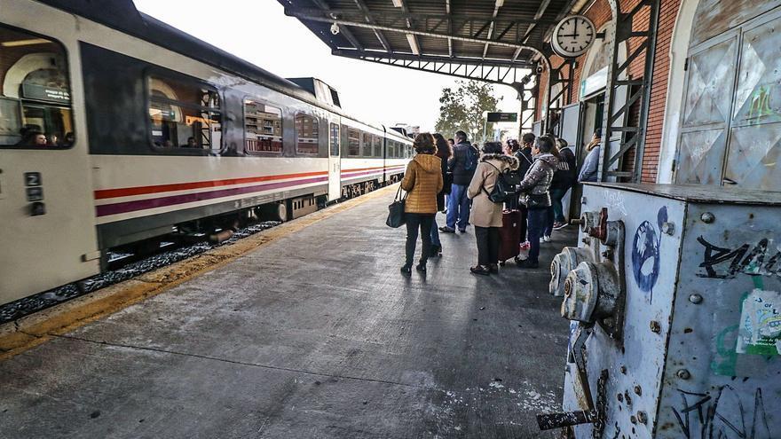 El Gobierno prevé inundar la línea Alcoy-Xàtiva para evitar riadas en la comarca de la Ribera