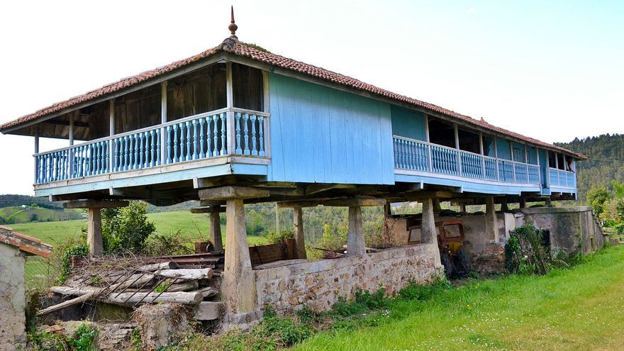 ¿Dónde están las paneras más grandes de Asturias? Un recorrido para descubrir un tesoro que merece apoyo