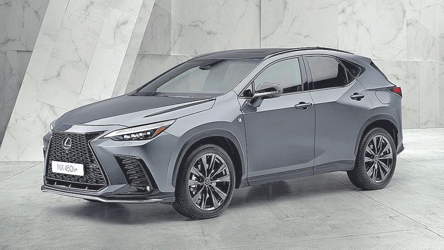 Lexus Murcia se prepara para recibir el nuevo NX