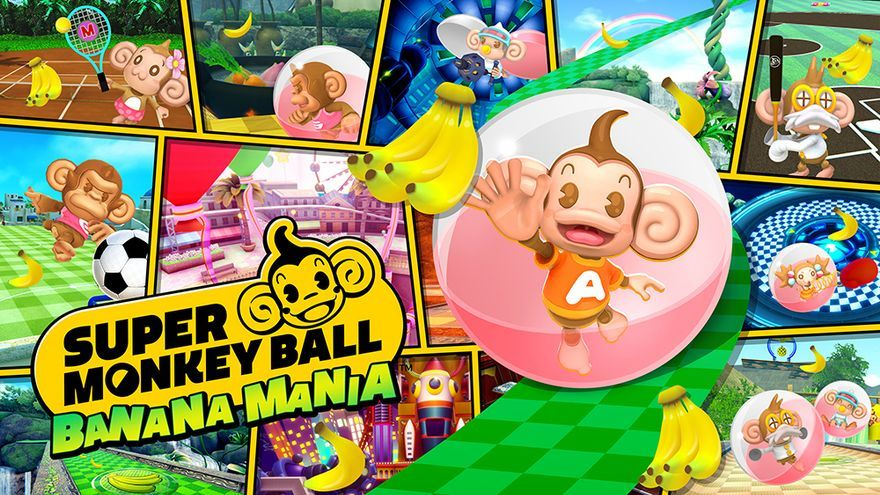 Llega la locura más mona: anunciado Super Monkey Ball Banana Mania en consolas y PC