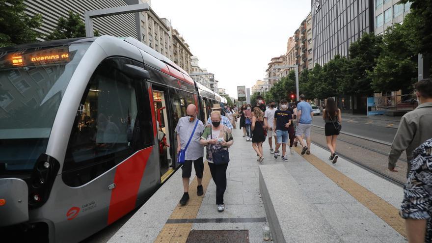 Los trabajadores del tranvía recrudecerán la huelga a partir del próximo miércoles