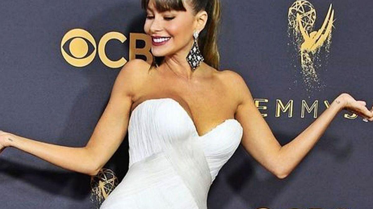 """Sofía Vergara, la estrella de """"Modern Family""""."""