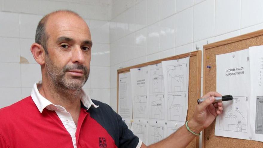 Sanción al técnico Monteagudo con dos partidos