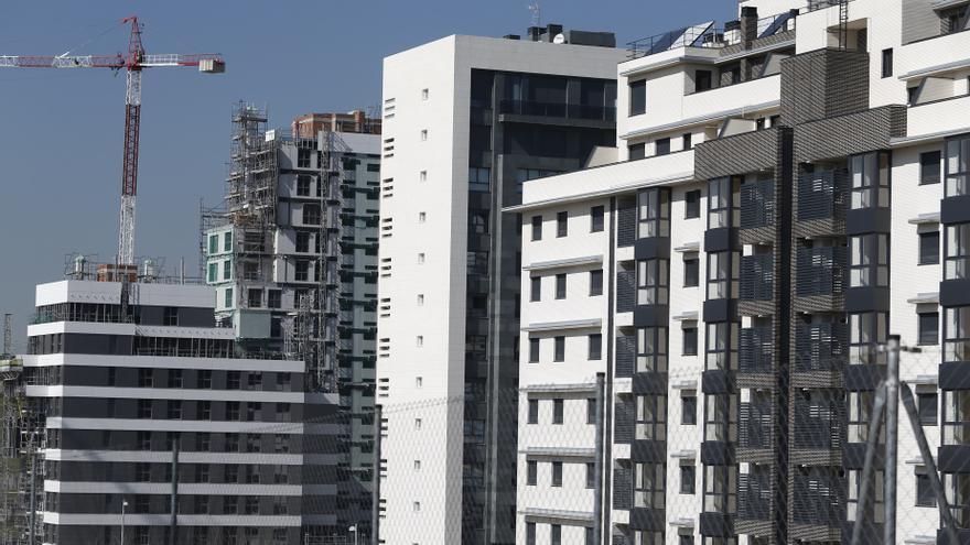 El precio de la vivienda libre sube un 2,1% en 2020