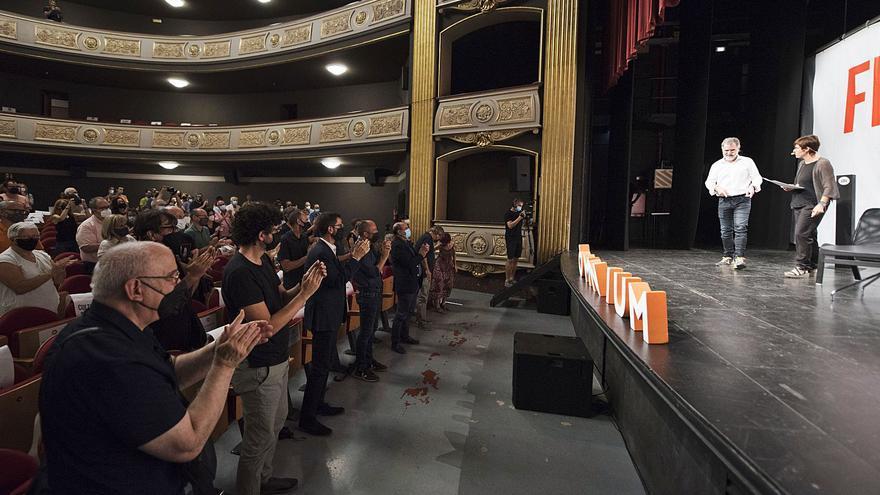 Jordi Cuixart reclama a Manresa «una revolució de l'orgull i l'autoestima»