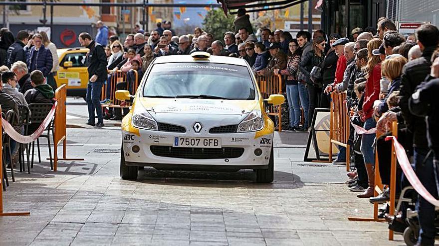 El XV Rally Ciutat de Gandia bate records con 89 equipos en liza