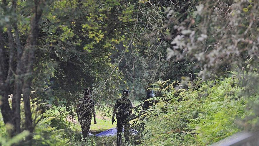 Encuentran muerto a Carlos Ares en una finca a escasos dos kilómetros de su casa